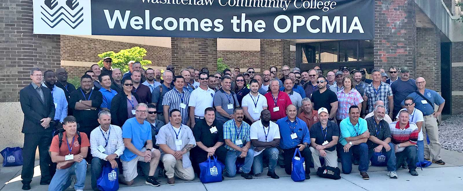 2018 OPCMIA Instructor Training Program