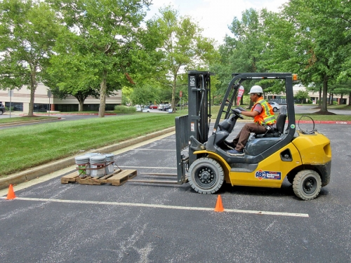 Safety Week 2019-Forklift